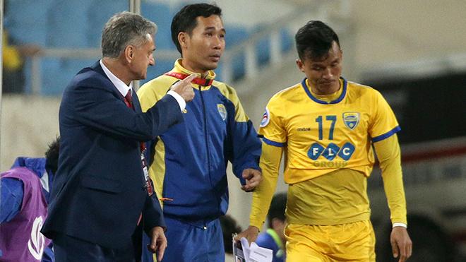 Điểm tin bóng đá Việt Nam sáng 23/04: bầu Hiển thưởng nóng Sài Gòn FC, LĐBĐ Hàn Quốc bất ngờ về U19 Việt Nam - Bóng Đá