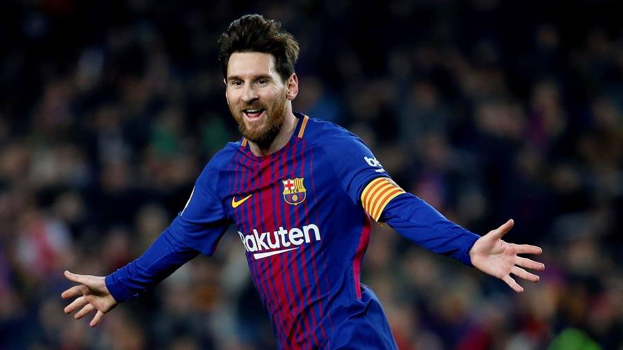 Lionel Messi đã chơi bóng như thế nào mùa giải 2017/2018? - Bóng Đá