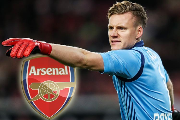 Arsenal tiến sát chữ ký của thủ thành ĐT Đức - Bóng Đá