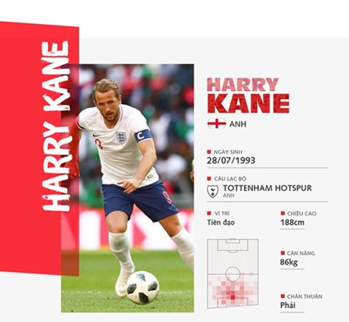 Harry Kane: Thất bại, khổ luyện, bừng sáng World Cup và so kè Ronaldo - Bóng Đá
