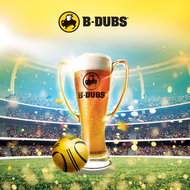 B-Dubs – Nơi nhịp đập trái tim bùng cháy cùng tinh thần thể thao! - Bóng Đá