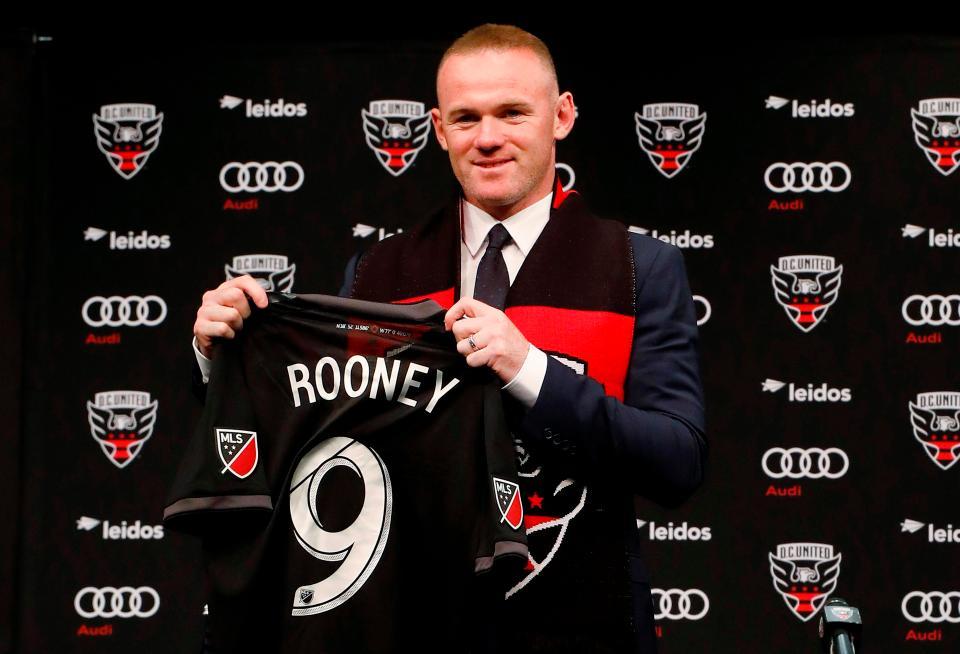 Rooney TIẾT LỘ lý do rời bỏ Everton để gia nhập MLS - Bóng Đá
