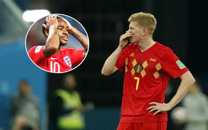 De Bruyne lên tiếng bảo vệ tuyển thủ Anh trước trận tranh hạng 3 - Bóng Đá