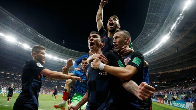 'Croatia đã khóa được Messi thì sẽ có cách cho Griezmann và Mbappe tắt diện' - Bóng Đá