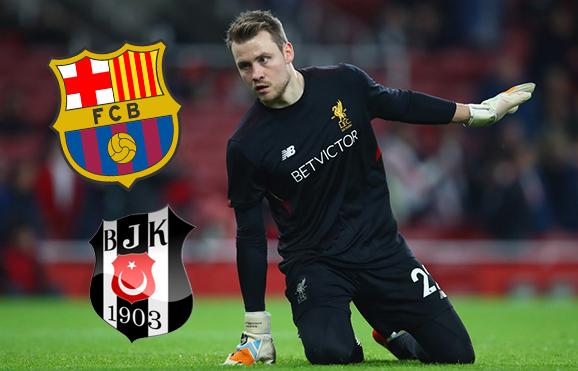 Barcelona bất ngờ tuyên chiến với Besiktas vì thủ thành của Liverpool - Bóng Đá