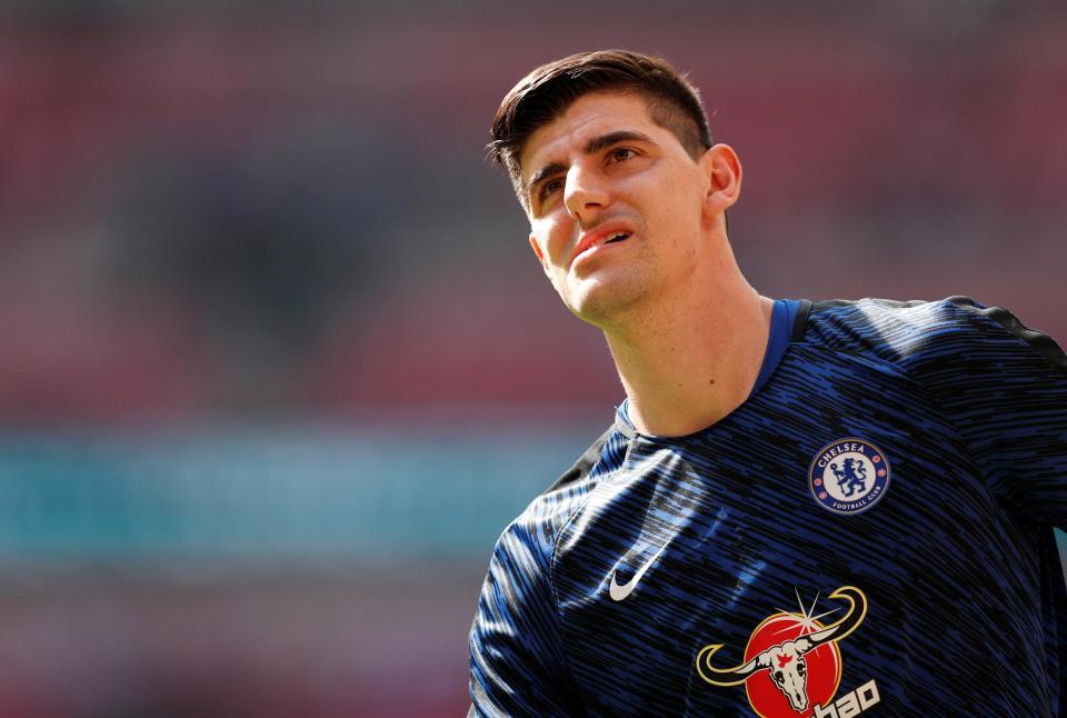 Chelsea hẹn gặp Courtois, đóng sập cánh cửa sang Real - Bóng Đá