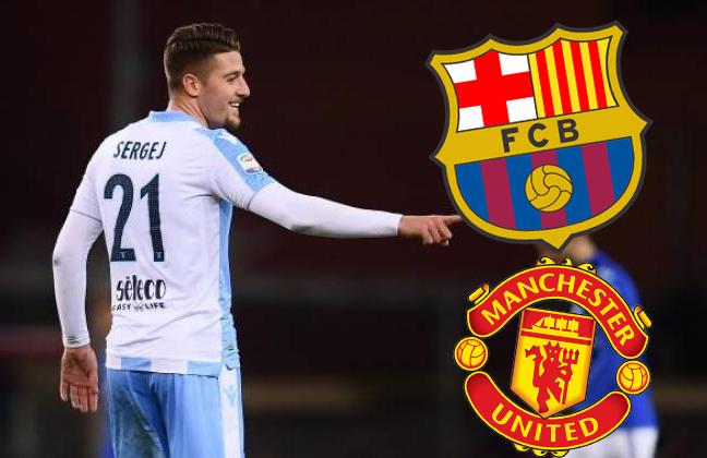 Phá két 100 triệu euro, Barca tuyên chiến với MU giành sao trẻ Lazio (Savic) - Bóng Đá