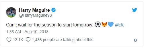 Harry Maguire LÊN TIẾNG sau khi lỗi hẹn với Man Utd - Bóng Đá