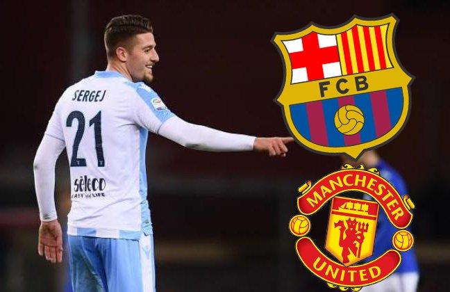Real phá két 110 triệu euro, tuyên chiến MU, Barca giành sao Lazio (Savic) - Bóng Đá
