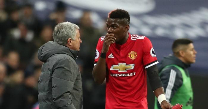 Pogba LÊN TIẾNG về mối quan hệ hiện tại với Mourinho - Bóng Đá