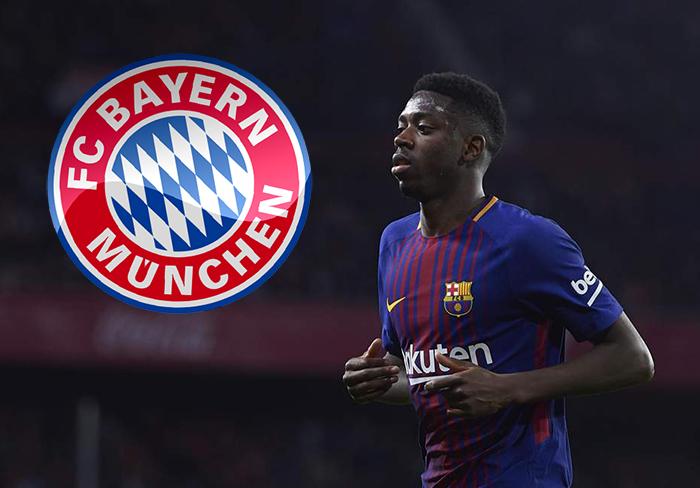 Tìm người thay Robben, Bayern vung 100 triệu euro mua sao trẻ Barca - Bóng Đá