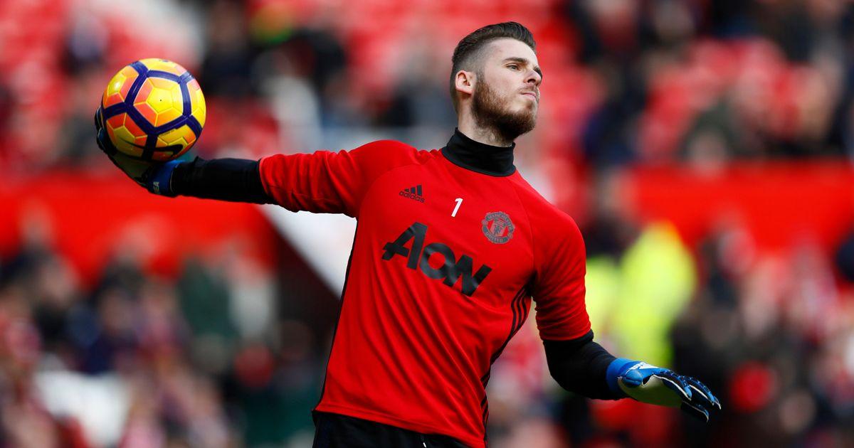 Man Utd tự tin giữ chân công thần 27 tuổi (De Gea) - Bóng Đá