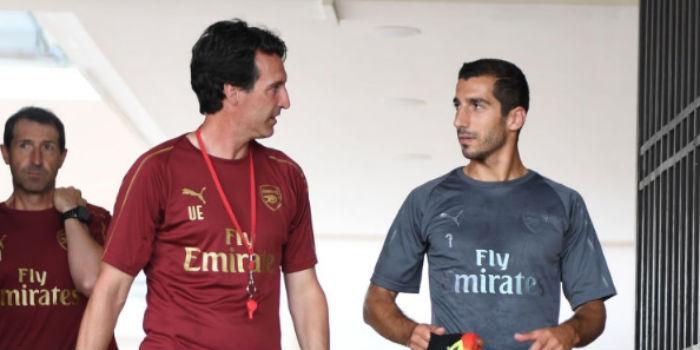 Mkhitaryan chỉ ra sự khác biệt giữa Unai Emery và Arsene Wenger - Bóng Đá