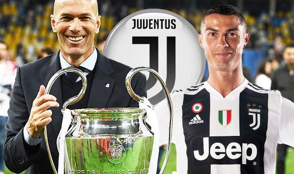 Nối gót Ronaldo, Zidane sẽ dẫn dắt Juventus? - Bóng Đá