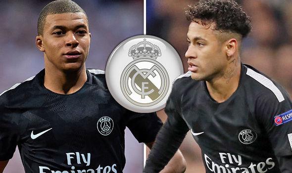 PSG cân nhắc bán Neymar hoặc Mbappe, Real mừng thầm - Bóng Đá
