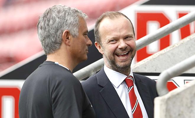 Giữa tâm bão, Woodward TIẾT LỘ về tương lai của Mourinho - Bóng Đá