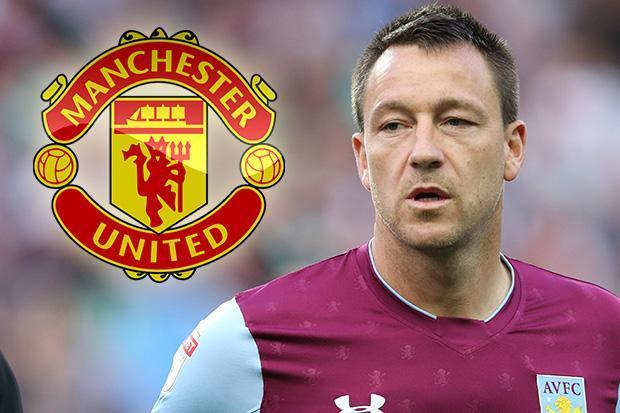 Man Utd phá vỡ sự im lặng về tin đồn mua trò cưng của Mourinho (John Terry) - Bóng Đá