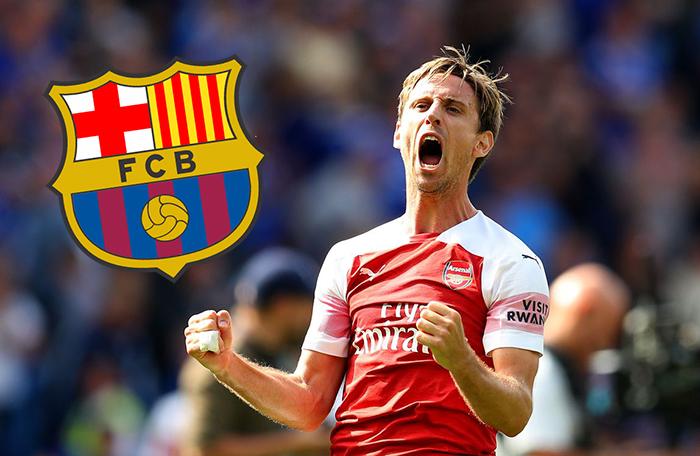 Tìm người thay thế Jordi Alba, Barcelona quyết phá két vì sao Arsenal - Bóng Đá