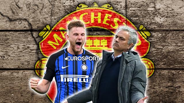 Vì Mourinho, sao Inter quyết định từ chối gia hạn hợp đồng (Milan Skriniar) - Bóng Đá