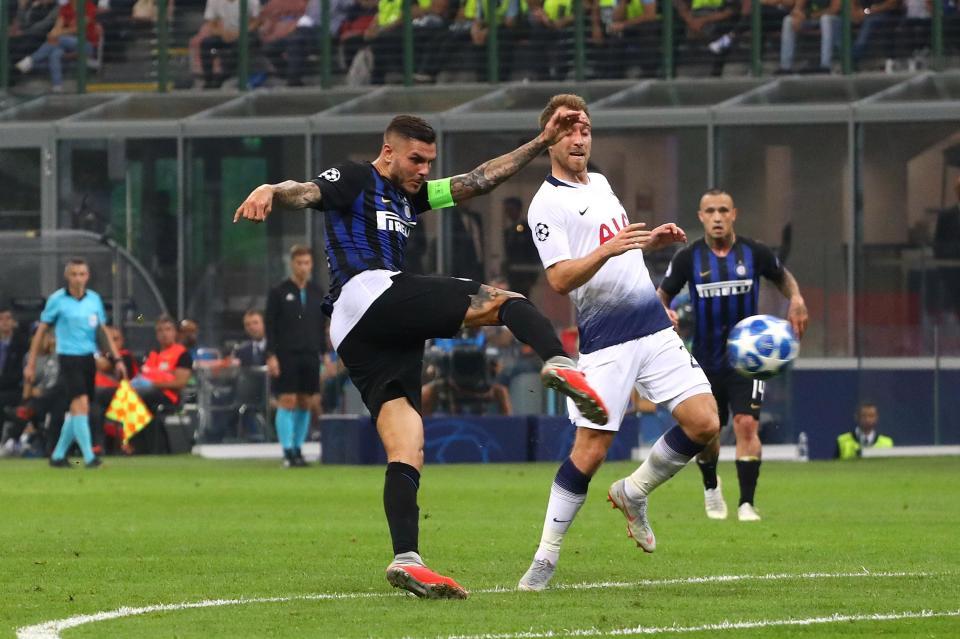 Icardi TIẾT LỘ chìa khóa giúp Inter Milan lội ngược dòng trước Tottenham - Bóng Đá