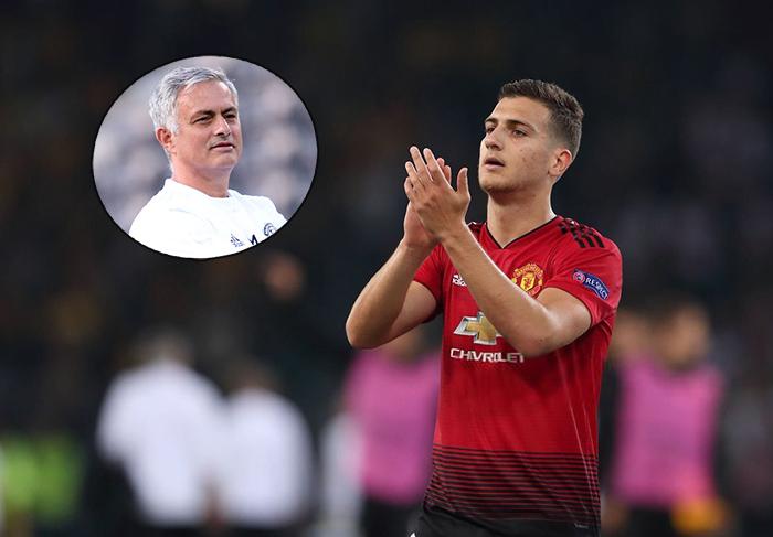 Ra mắt rực rỡ, Diogo Dalot gửi thông điệp cứng rắn đến HLV Mourinho - Bóng Đá