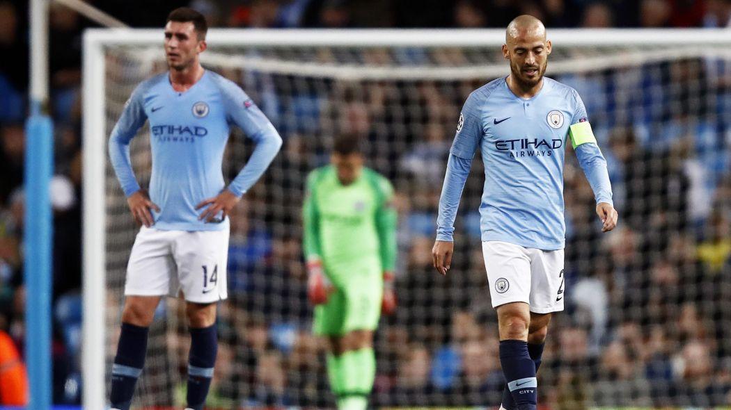 Thất bại trước Lyon, Man City trở thành kỷ lục gia bất đắc dĩ - Bóng Đá