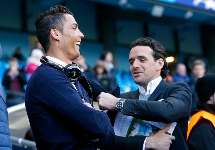 Owen Hargreaves nói điều phũ phàng về chiếc thẻ đỏ của Ronaldo - Bóng Đá
