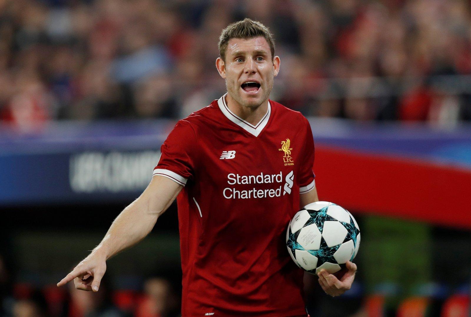 NÓNG: Liverpool có thể mất trắng cầu thủ trụ cột vào cuối mùa giải (James Milner) - Bóng Đá