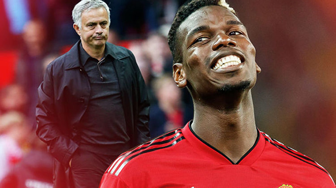 Đây, lý do khiến Mourinho quyết định tước băng đội trưởng của Pogba - Bóng Đá