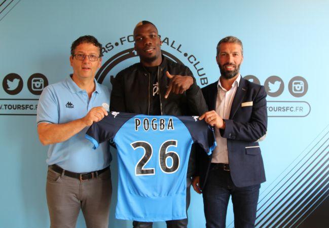 Pogba chính thức gia nhập CLB hạng 3 Pháp (Mathias Pogba) - Bóng Đá