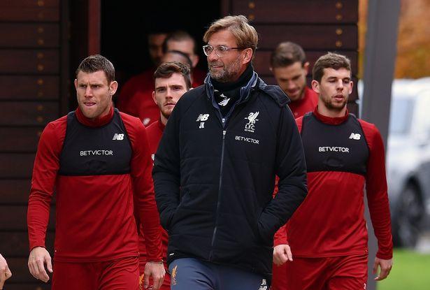 Jurgen Klopp lên tiếng về lực lượng Liverpool trong trận gặp Napoli và Man City - Bóng Đá