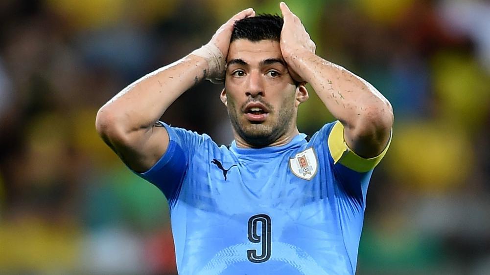 Đây, lý do HLV ĐT Uruguay gạch tên Luis Suarez - Bóng Đá