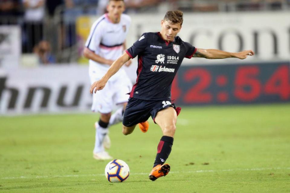 Được Liverpool dạm hỏi, Cagliari thét giá 50 triệu euro cho