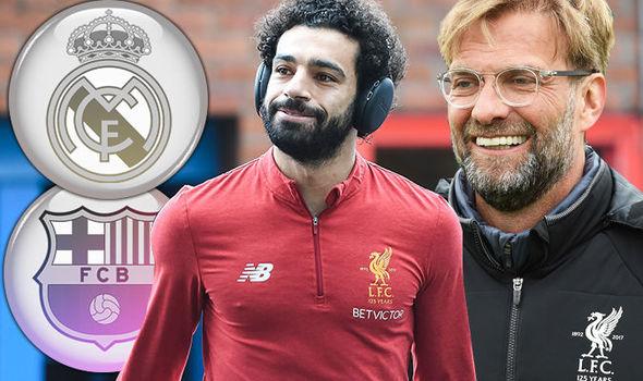 Salah đã được Liverpool bật đèn xanh đến La Liga - Bóng Đá