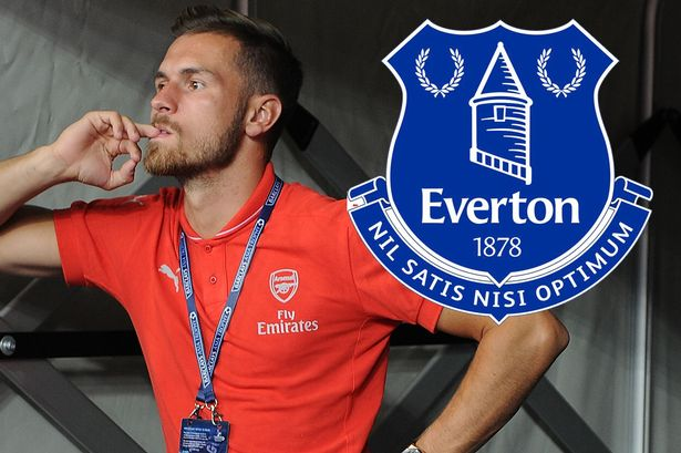 Sau M.U, xuất hiện thêm nhân tố mới tham gia cuộc đua giành Ramsey (Everton) - Bóng Đá