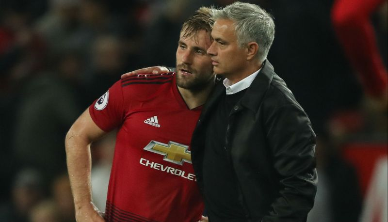 Jose Mourinho duyệt chi 50 triệu bảng để giữ chân trụ cột 23 tuổi (Shaw) - Bóng Đá