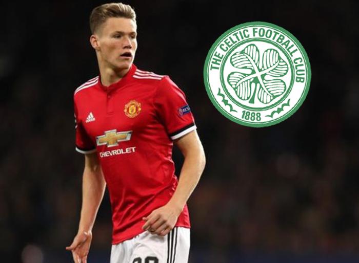 Bị thất sủng, sao trẻ Man Utd bất ngờ được Celtic giải cứu (McTominay) - Bóng Đá