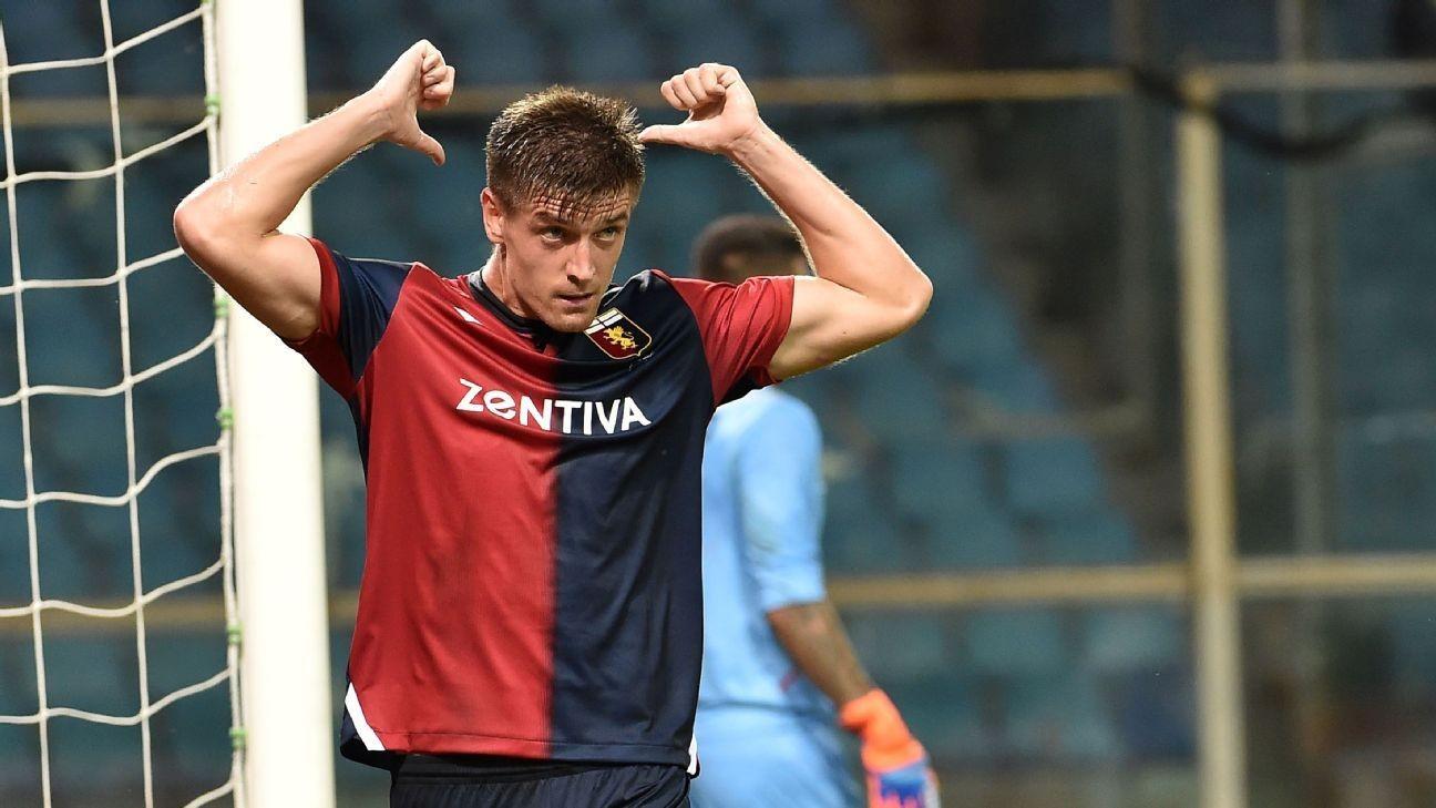 Được Chelsea dạm hỏi, Genoa đáp lời về thương vụ