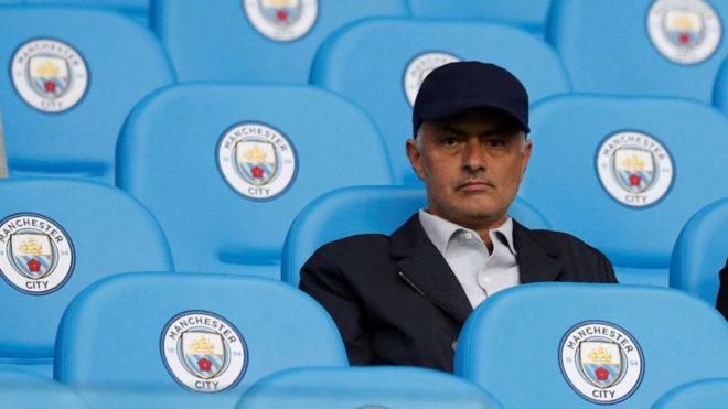 Fan Man City sẽ phát cuồng vì câu nói này của Mourinho - Bóng Đá