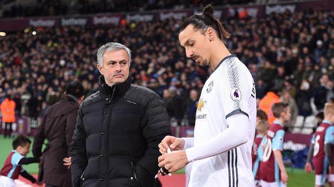 Mourinho lên tiếng về khả năng đưa Ibrahimovic trở lại Old Trafford - Bóng Đá