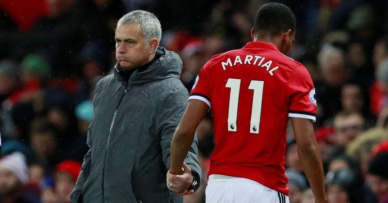 Đây, lý do Mourinho buộc phải tin tưởng Martial - Bóng Đá