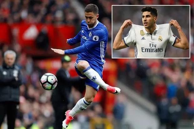 Nôn nóng mua Hazard, Real mang ngôi sao 22 tuổi làm vật tế thần - Bóng Đá