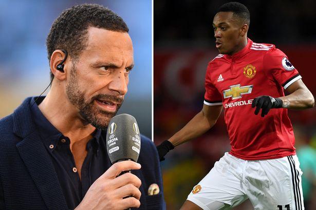 Không ghi bàn, Martial nhận thông điệp từ Ferdinand sau trận thắng Juventus - Bóng Đá