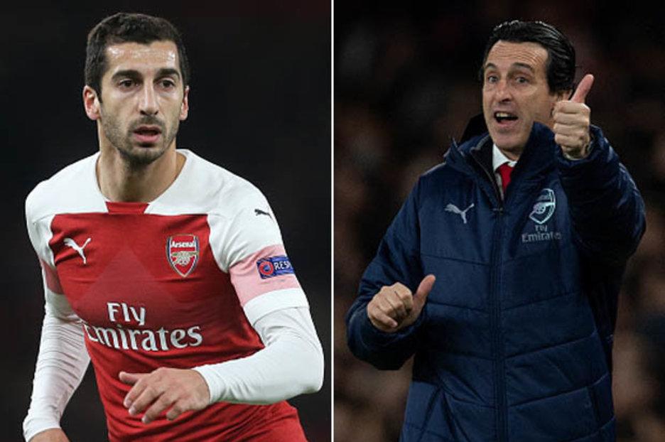 Đây, điều kỳ diệu Emery mang đến Arsenal kể từ khi thay ghế Wenger (Mkhitaryan phát biểu) - Bóng Đá