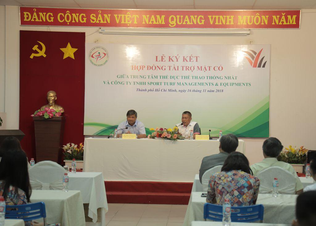 Sài Gòn FC và CLB TPHCM sẽ có sân đấu chuẩn quốc tế ở V-League 2019 - Bóng Đá