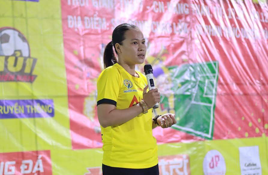 Khai mạc GNOTE CUP 2018: Giải bóng đá nữ phong trào quy mô nhất TP.HCM - Bóng Đá