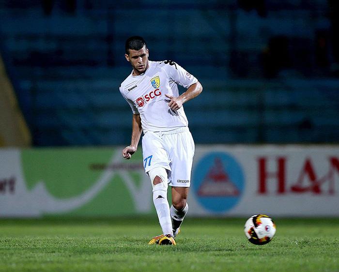 HLV Eriksson tâng bốc cựu sao Hà Nội sau trận hoà với Thái Lan - Bóng Đá