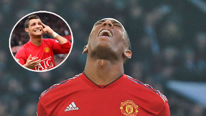Không ghi bàn trận Palace, Martial lỡ cơ hội san bằng kỷ lục của Ronaldo - Bóng Đá