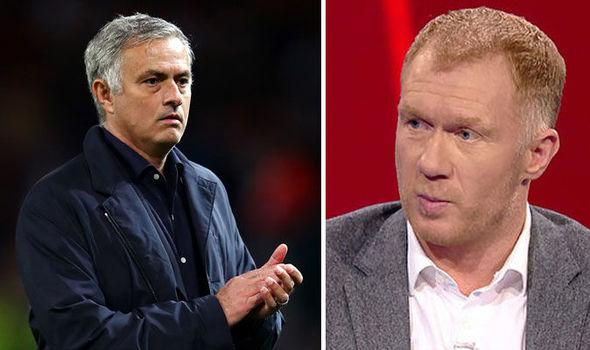 Paul Scholes dùng 2 từ để miêu tả tình trạng của Jose Mourinho - Bóng Đá