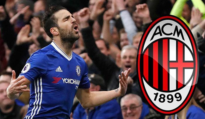 Sarri bật đèn xanh cho AC Milan, Chelsea lập tức ngã giá bán Febregas - Bóng Đá